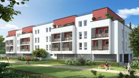 Appartement neuf Corbeil Papeterie - Crescend'O à Corbeil-Essonnes