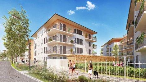 Appartement neuf Corbeil Papeterie - Prélude - Tranche 2 à Corbeil-Essonnes