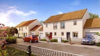 Maisons neuves Le Jardin des Peintres investissement loi Pinel à Ballancourt sur Essonne