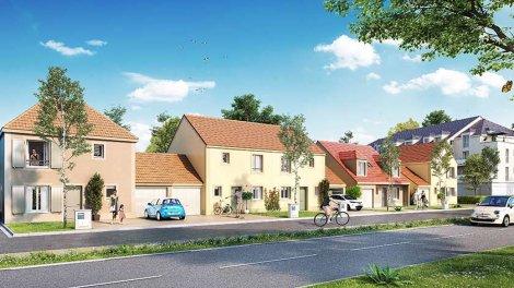 Maisons neuves La Plaine d'Ormoy investissement loi Pinel à Ormoy
