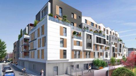 Appartement neuf Exalt à Bois-Colombes