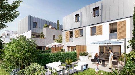 exalt bois colombes programme immobilier neuf. Black Bedroom Furniture Sets. Home Design Ideas