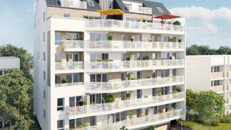 Appartements neufs Oniris éco-habitat à Colombes