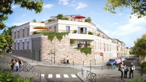 Appartement neuf Le Mont Rodin éco-habitat à Meudon