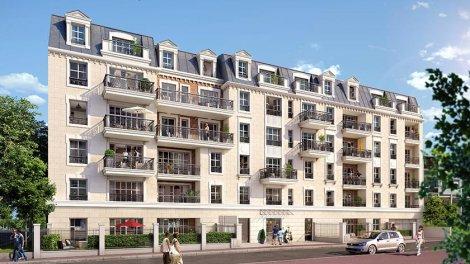 Appartements neufs Villa Parisienne à Clamart