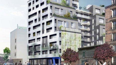 Appartements neufs Issy XV Aime éco-habitat à Issy-les-Moulineaux