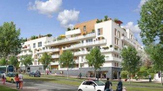Appartements neufs Sequen' Ciel éco-habitat à Châtenay-Malabry