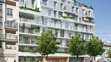 Appartement neuf Vues d'Issy investissement loi Pinel à Issy-les-Moulineaux