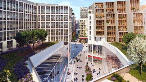 immobilier neuf à Nanterre