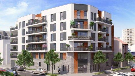 Appartement neuf Sérénia à Bois-Colombes