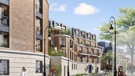 Appartement neuf Cours Voltaire à Puteaux