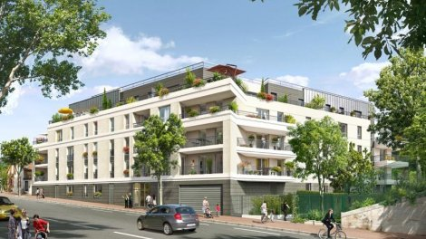 Appartement neuf Val Verde à Fontenay-Aux-Roses