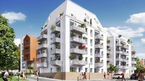 Appartement neuf Le Nobel à Aubervilliers