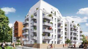 Appartements neufs Le Nobel éco-habitat à Aubervilliers