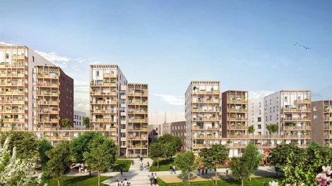 Appartement neuf Altus éco-habitat à Romainville