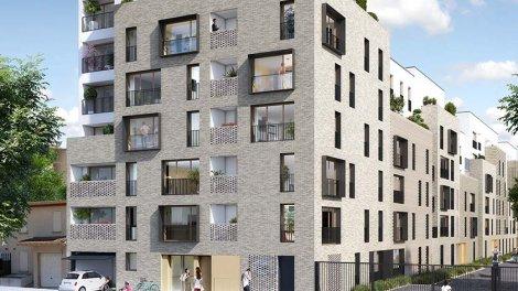 Appartement neuf Le Goncourt à Aubervilliers
