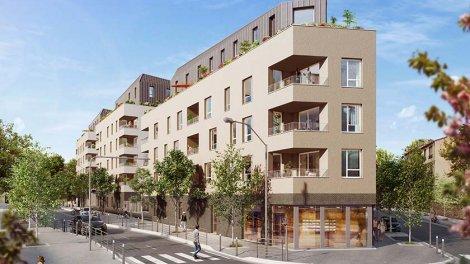 Appartement neuf Triptik Bagnolet investissement loi Pinel à Bagnolet