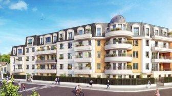 Appartements neufs Villa Princet investissement loi Pinel à Aulnay-sous-Bois