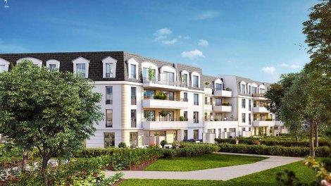 logement neuf à Aulnay-sous-Bois