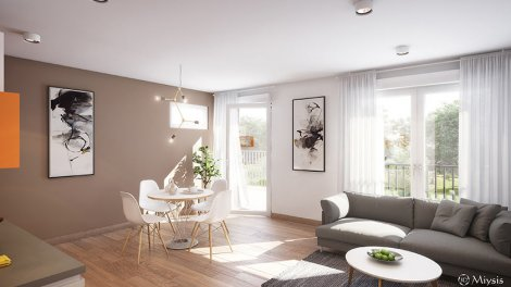logement neuf à Livry-Gargan