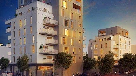 Appartement neuf Alto investissement loi Pinel à Bobigny