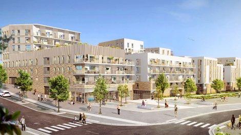 Appartement neuf Noisy en l'Ile investissement loi Pinel à Noisy-le-Grand