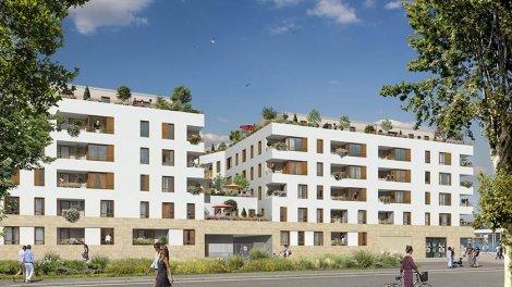 Appartement neuf Eloge investissement loi Pinel à Villepinte