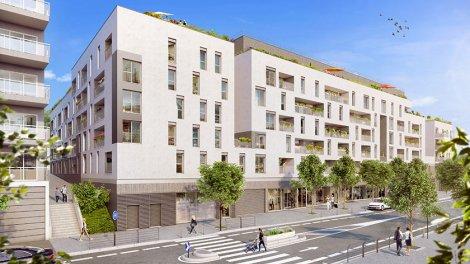Appartement neuf Equation investissement loi Pinel à Bagnolet