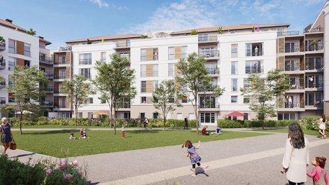 Appartements et maisons neuves Les Exclusives investissement loi Pinel à Dugny