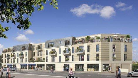 Appartements neufs Villa 48 éco-habitat à Chennevieres-sur-Marne