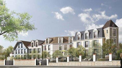 Appartement neuf Le Domaine de Villiers investissement loi Pinel à Villiers-sur-Marne