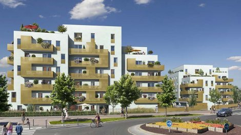 Appartement neuf Tandem éco-habitat à Champigny-sur-Marne