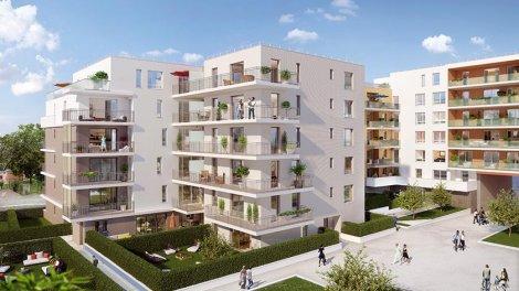 Appartements neufs Villa Eclair éco-habitat à Choisy-le-Roi