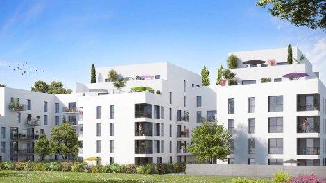 Appartement neuf Villa Jardin investissement loi Pinel à Montigny-les-Cormeilles