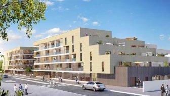 Appartements neufs Les Terrasses de Galisson investissement loi Pinel à Mérignac