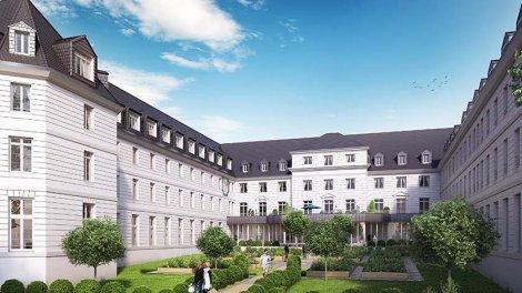 Appartement neuf Le Carre Philippon à Rouen