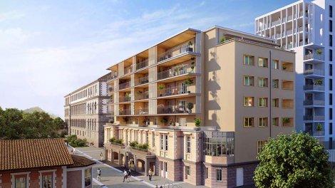 Appartement neuf L'Intemporel - Hotel Dieu investissement loi Pinel à Clermont-Ferrand