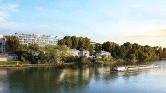 Appartements neufs D'Une Rive à l'Autre à Neuilly-sur-Seine