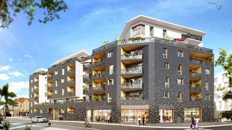 Appartement neuf Nouvel Eclat investissement loi Pinel à Asnieres-sur-Seine