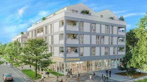 Appartement neuf Centr'All investissement loi Pinel à Neuilly-sur-Marne