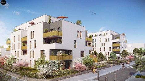 Appartement neuf O'Top à Sathonay-Camp