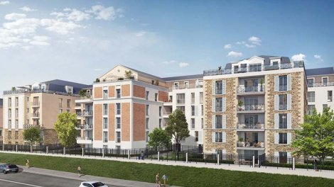 Appartement neuf Preference investissement loi Pinel à Gagny