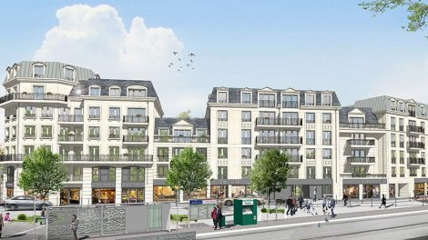Appartement neuf Carré Parisien à Clamart