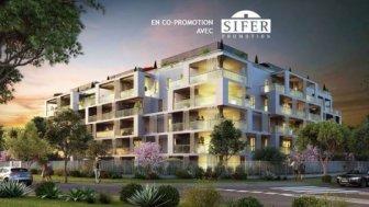 Appartements neufs Allure 8eme éco-habitat à Marseille 8ème