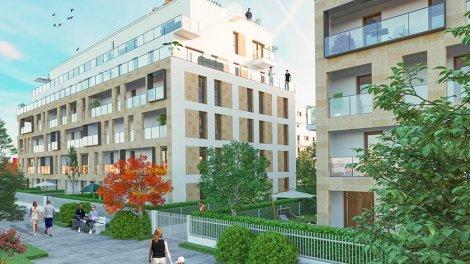 Appartement neuf Miroir d'O à Meudon