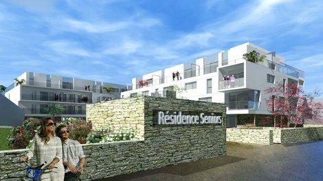 Appartement neuf Les Sénioriales du Golfe du Morbihan à Saint-Avé