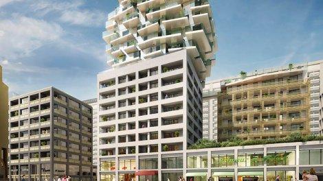 Appartement neuf Open Air éco-habitat à Lyon 3ème