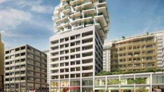 Appartements neufs Open Air investissement loi Pinel à Lyon 3ème