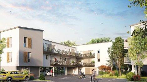 Appartement neuf Les Jardins de Loire à Saint-Jean-de-Braye