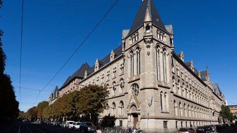 Appartement neuf Hotel des Postes à Strasbourg
